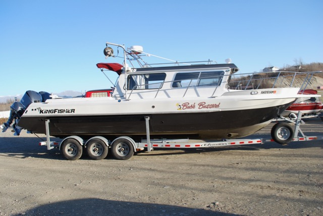 Reduced $185,000 2012 Kingfisher 3025 Weekender, Twin 250 Yamaha's, Loaded w/ extras.